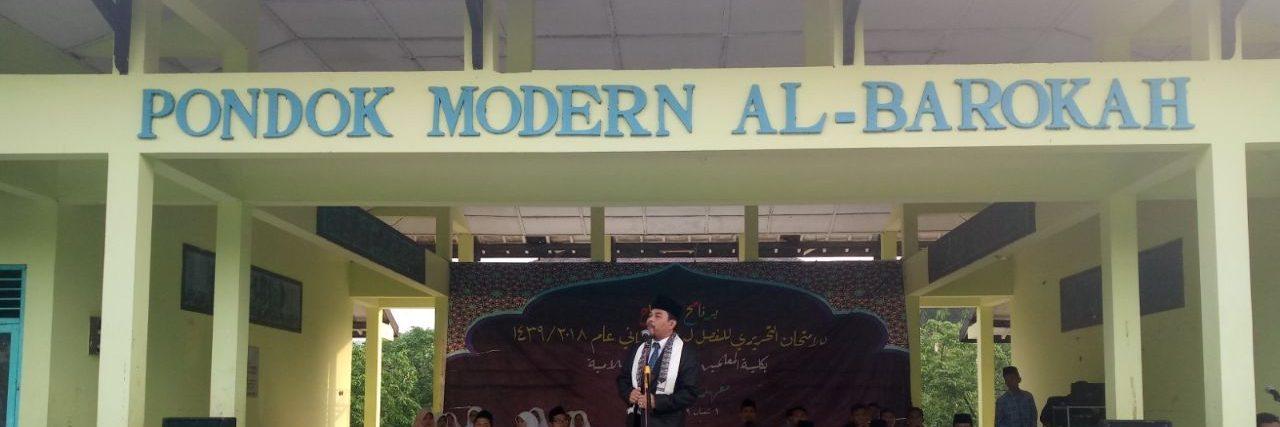 PONDOK MODERN AL-BAROKAH
