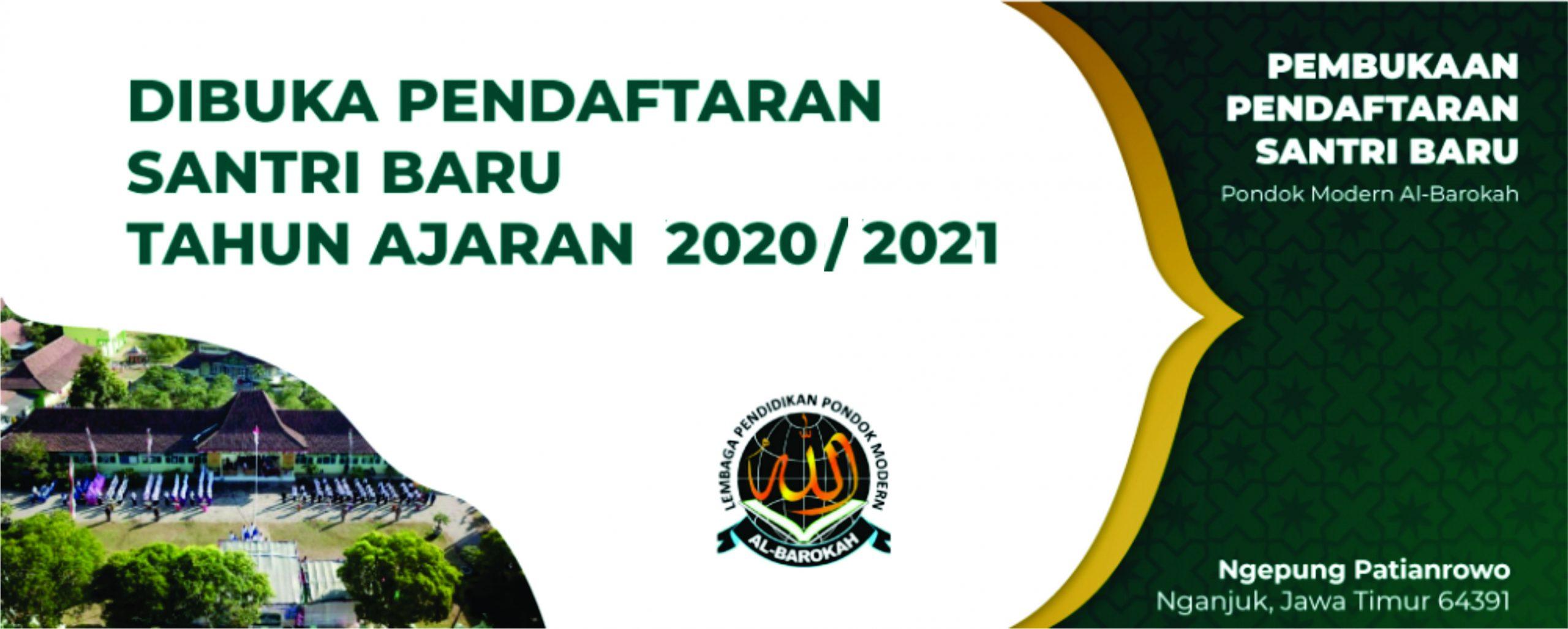 Informasi Pendaftaran Santri Baru