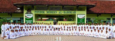 Ikatan Karate Al-Barokah, Pondok Modern Al-Barokah Nganjuk,